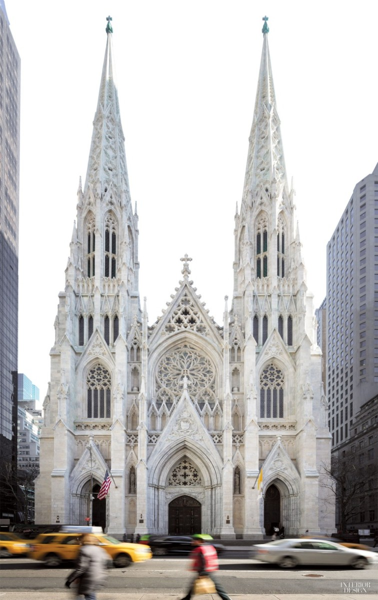 Getting Married at Saint Patrick's